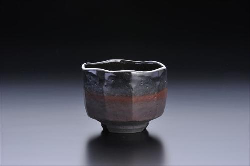 48.萩茶盌
